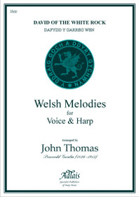 Thomas: David of the White Rock (Harp and Choir Conductor'e Score)