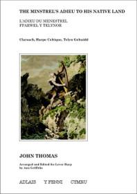 Thomas, The Minstrel's Adieu to his Native Land