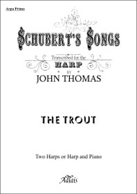 Schubert/Thomas: The Trout for Two Harps