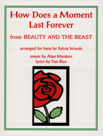 Menken/Woods, How Does a Moment Last Forever (from Beauty and the Beast)