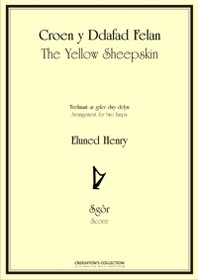 Henry, The Yellow Sheepskin (Croen y Ddafad Felan) for Two Harps