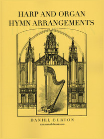 Burton: Harp and Organ Hymn Arrangements (Digital Download)