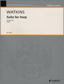 Watkins, Suite for Harp
