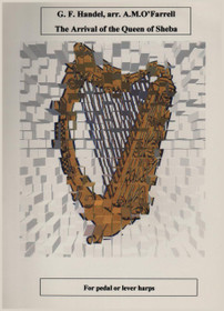 O'Farrell: The Arrival of the Queen of Sheba (harp duet)