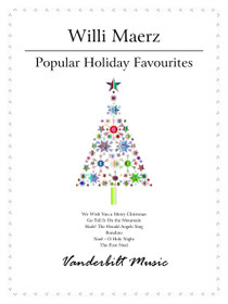Maerz: Popular Holiday Favourites for Harp Duo (Pedal and Lever Harp) (Digital Download)