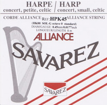 Savarez Alliance KF String - Over 1st G - HPK45
