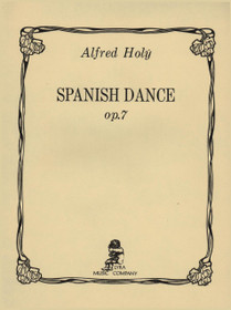 Holy: Spanish Dance, Op. 7