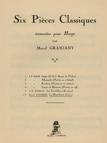 Couperin/Grandjany: Le Moucheron (Gigue)