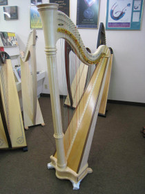 New Aoyama 150N Artemis Lever Harp (Natural) (SOLD)