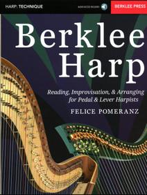 Pomeranz: Berklee Harp - Reading, Improvisation & Arranging for Pedal & Lever Harpists
