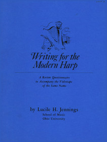 Jennings: Writing for the Modern Harp