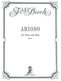 Bach, J.S./Owens: Arioso(Harp Solo)