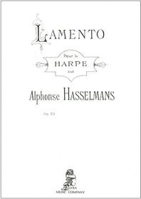 Hasselmans: Lamento Op.23 Hp Solo