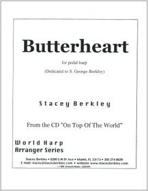 Berkley: Butterheart for pedal harp