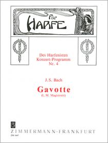 Bach/Magistretti: Gavotte