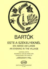 Bartok: Este a Szekelyeknel