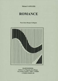 Capelier: Romance pour deux harpes celtiques