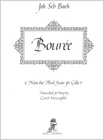 Bach, J.S./McLaughlin: Bouree(from the third suite for cello)