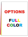 A1F - FULL COLOR - From $12
