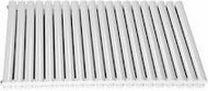 633mm x 1180mm x 78mm Celsius Radiator - White