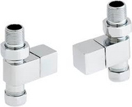 Straight Square Head Valve Set