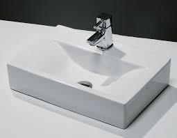330mm X 290mm Wall Hung Small Cloakroom Basin