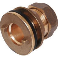 15mm Flange Tank Connector
