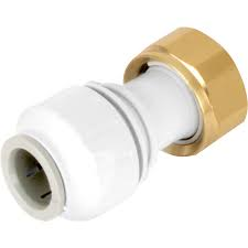 "15mm x 1/2"" Straight Tap Connector"