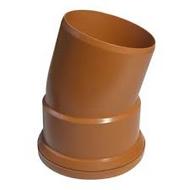 15° Underground Single Socket  Bend