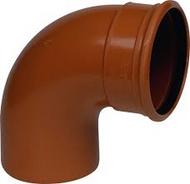 90° Underground Single Socket Bend