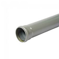 110mm Soil Pipe 3M Grey