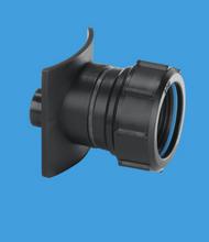 "McAlpine BOSSCONN1.25BL 1¼/"" Mechanical Soil and Rainwater Pipe Boss Connector"