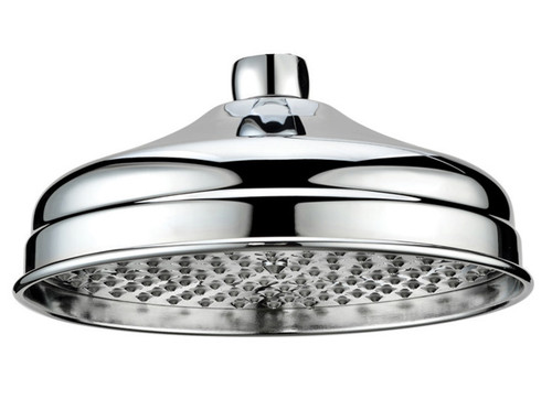 200mm Scudo Traditional Round Shower Head
