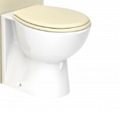 Dartmouth Soft Soft Closing Toilet Seat - mussel ash