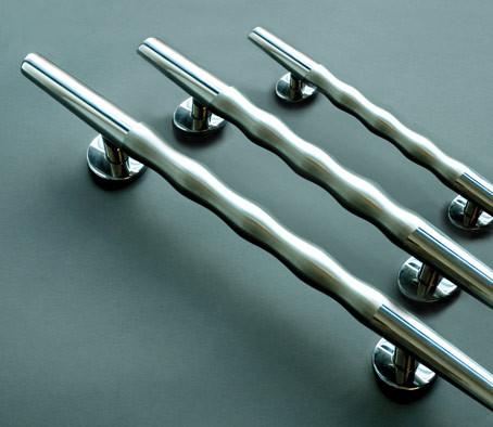 450mm Stainless Steel Grab Rail