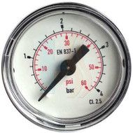 Ideal 170991 Pressure Gauge Kit