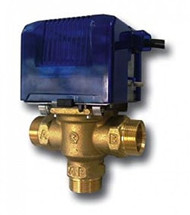 Salus SBMV38 3 Port 28mm Motorised Valve