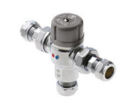 15mm Altech TMV 3/2 Thermostatic Mixing Valve  05398