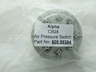 Alpha CB28 Air Pressure Switch