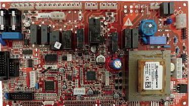 Vokera 20016283 Genuine PCB
