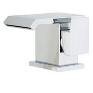 Fazenda Mono Basin Mixer with click clack waste