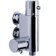 Vertical Thermostatic Bar Valve
