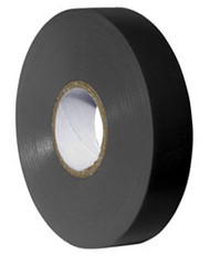 PVC TAPE 19mm x 33M Black (10)