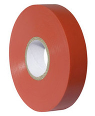 PVC TAPE 19mm x 33M Red (10)