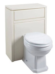 Chartwell  WC Unit ( pan cistern and seat not included ) - Vanilla