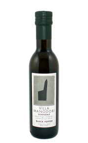 Villa Manodori black pepper olive oil 250 ml