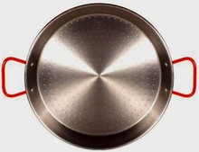 Paella Pan, Steel
