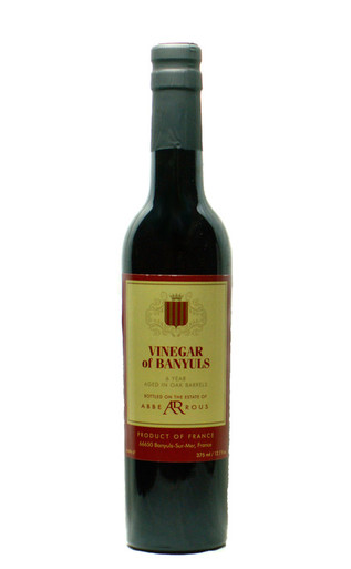 Abbe Rous Vinegar of Banyuls 375 ml