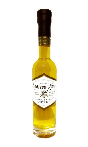 Sparrow Lane basil garlic olive oil