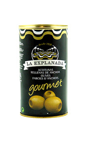 La Explanada anchovy stuffed manzanilla olives 5.3 ounces